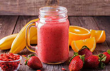 C Vitaminli Detoks Smoothie